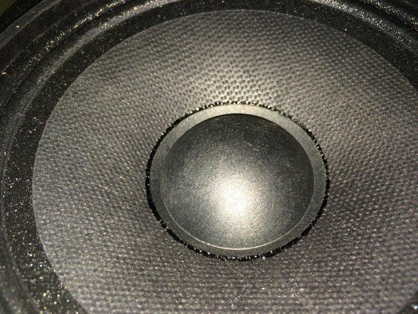 Midden tonen luidspreker unit van de K3100-E
