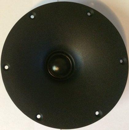 Waveguide voor de hoge tonen luidspreker unit